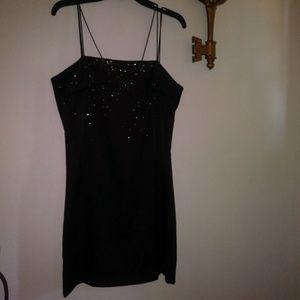 Pretty blk dress